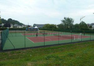 Courts de tennis - avenue du Général de Gaulle