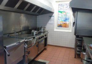 Foyer-Logement Les Magnolias - La cuisine