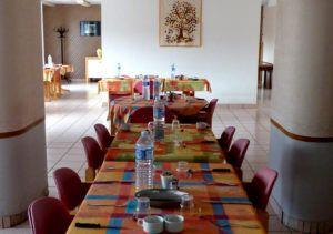 Foyer-Logement Les Magnolias - Salle à manger