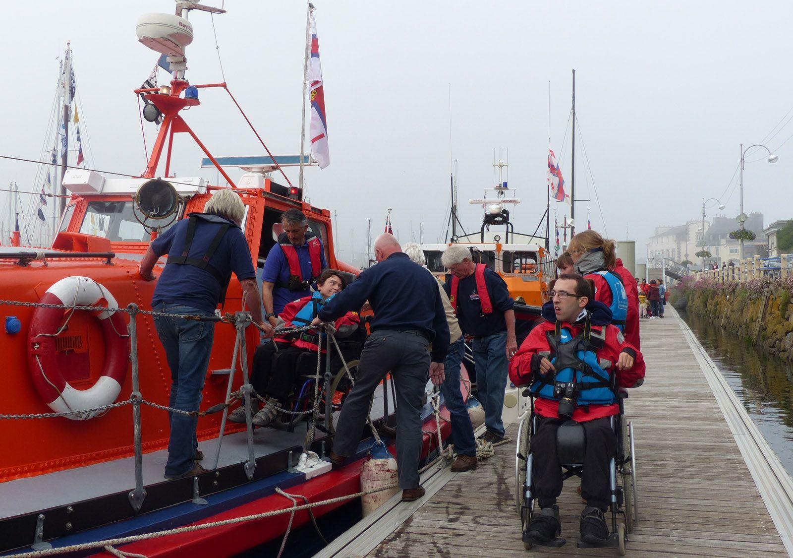 Les journées handiports : la mer accessible au-delà de tous les handicaps