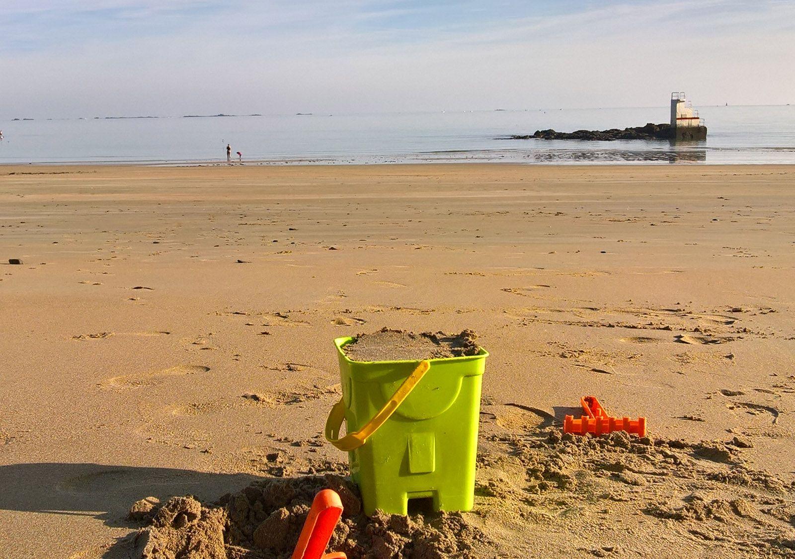 La plage des Godelins