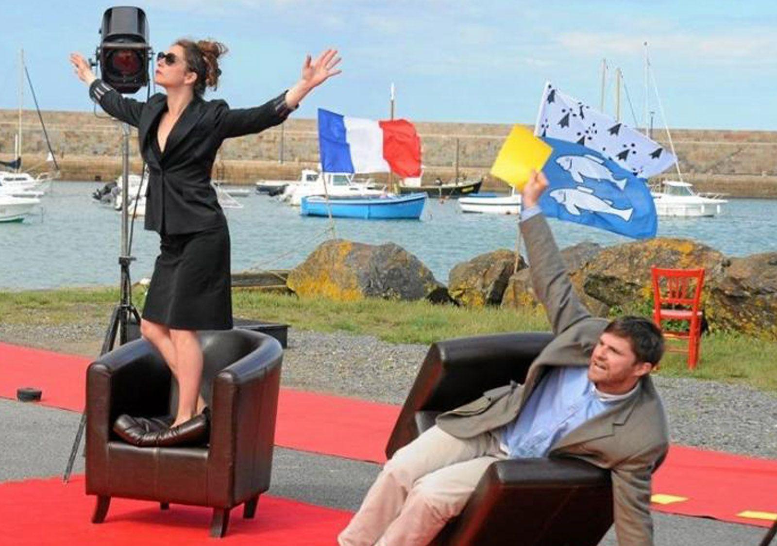 Le théâtre contemporain investit la ville avec le Lynceus Festival